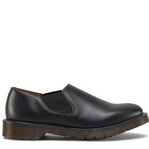 NEW Doc Martens Made In England Slip On Shoe